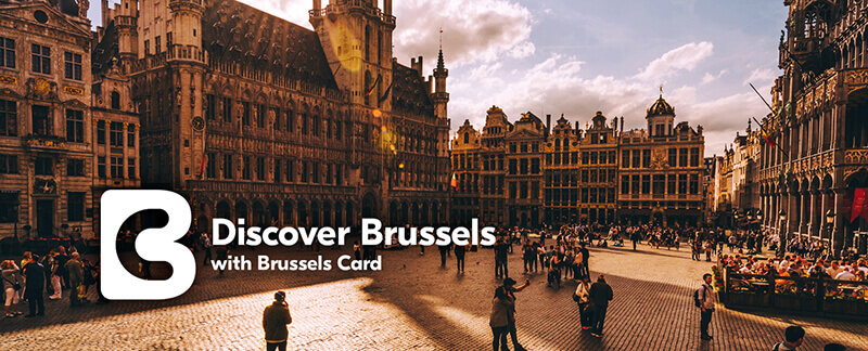 Discover Brussels with Brussels Card - View of Brussels