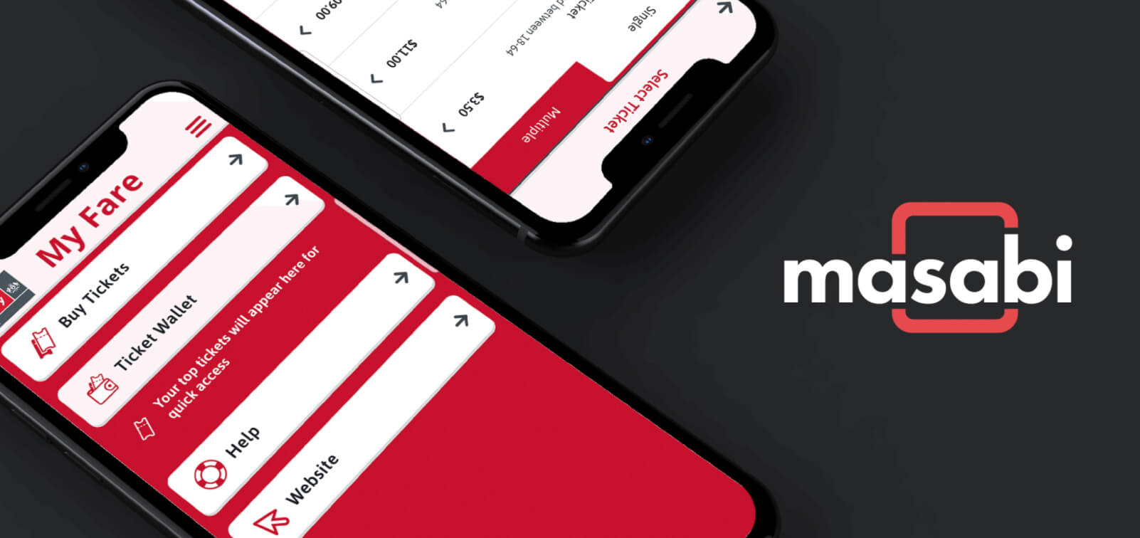 Masabi's mobile app solution for Calgary Transit ticket payment