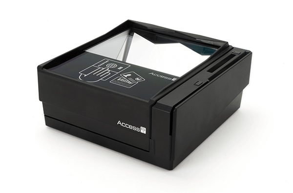 Access-IS ATOM document reader with expansion dock